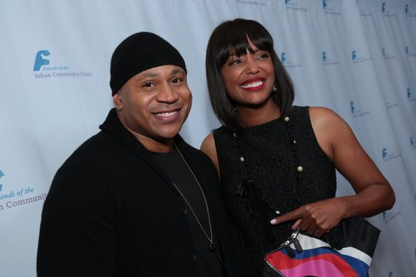 2016 Gala LL Cool J and Aisha Tyler