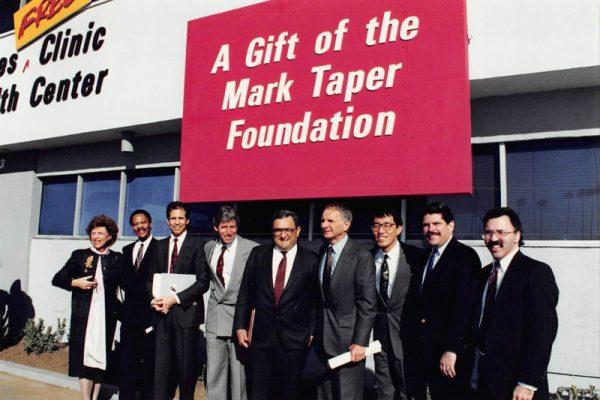 mark taper opening