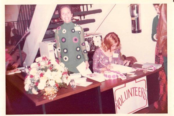 volunteers 70s