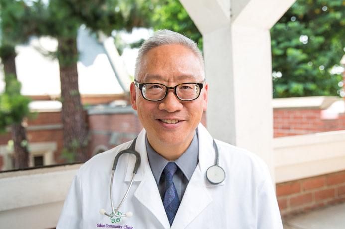 Dr Oswlad Chan