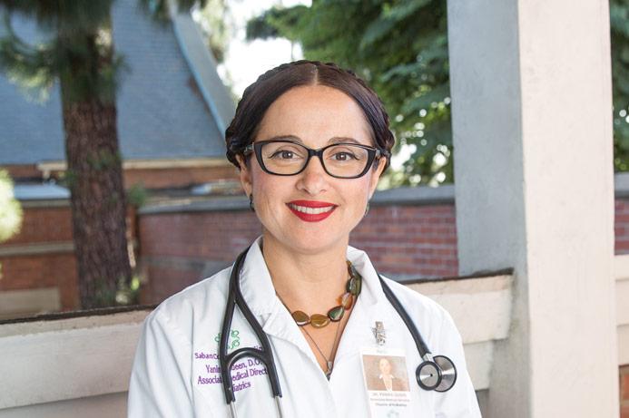 Dr. Yamina Queen
