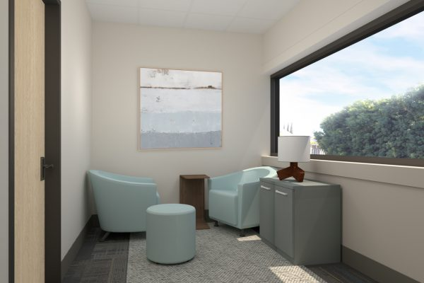 View 7 - Counseling Room