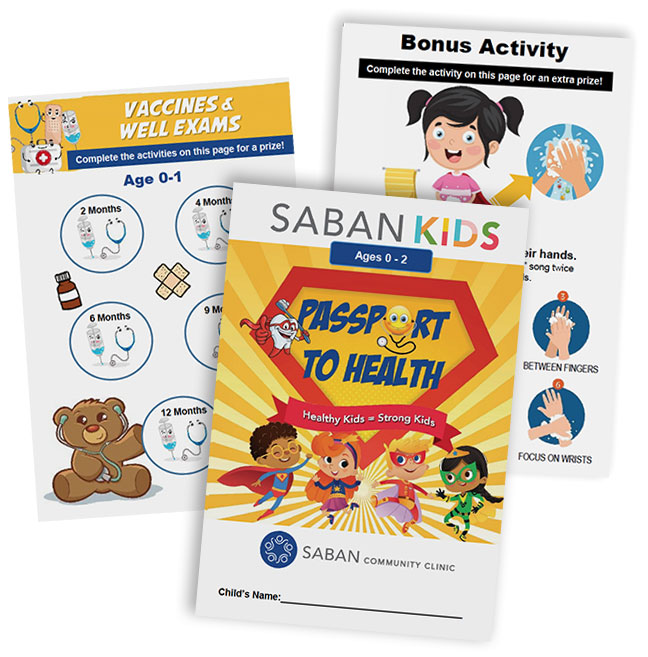 Saban Same-Day Doctor for Kids Los Angeles