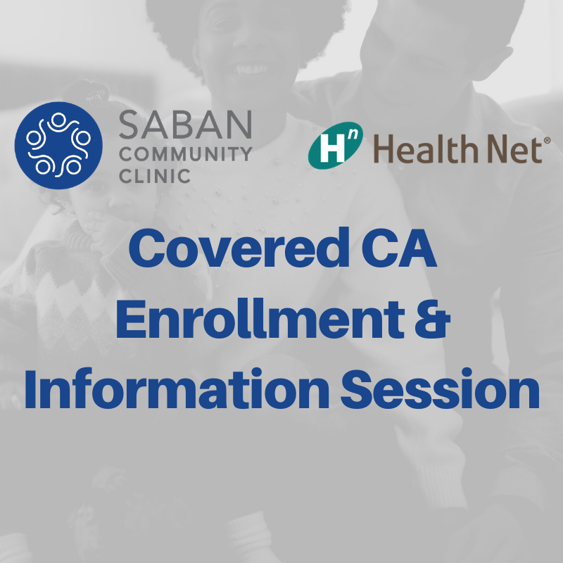 Covered CA Enrollment